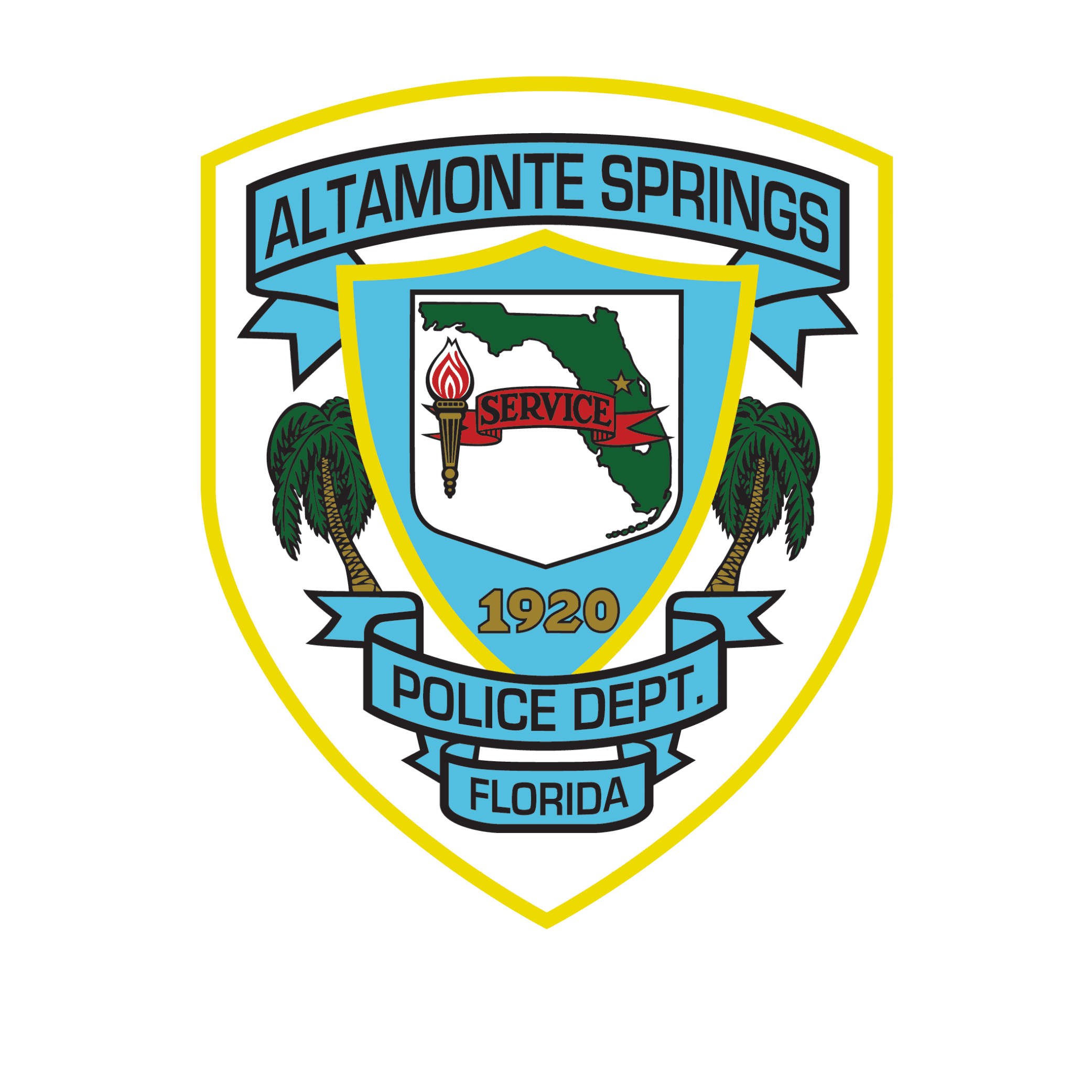 Altamonte Springs Police Department Logo