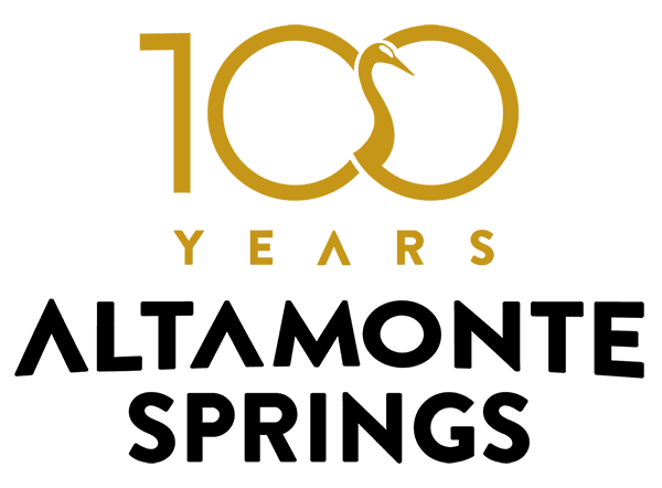 Altamonte Springs 100 Year Logo
