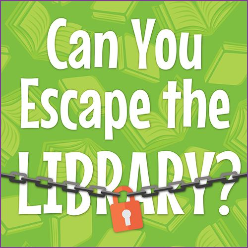 Can You Escape the Library?