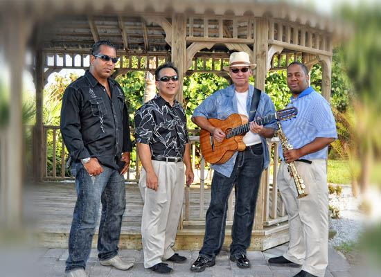 Robert Harris Band Members
